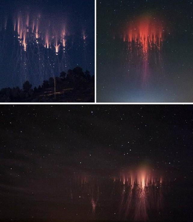 Những hiện tượng thiên nhiên kỳ bí xuất hiện trên thế giới - H8