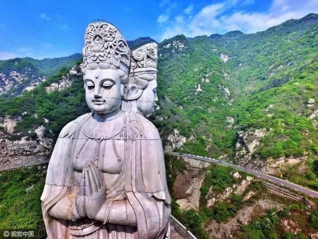 Vì sao lại có Tam Diện Quán Âm - Bức tượng Bồ Tát có 3 mặt lưu truyền trong dân gian?