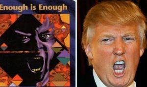 """Game thẻ bài Illuminati đoán trước được thảm họa 11/9 """"dự đoán"""" Trump sẽ bị ám sát"""
