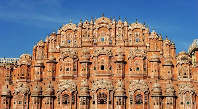 Ấn Độ - Đất nước đa sắc màu - H2