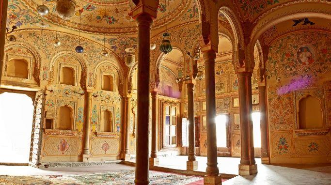 Ấn Độ - Đất nước đa sắc màu - H10