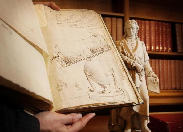 """Tiên tri về ngày tận thế của Newton trong bản thảo """"Mật mã Kinh Thánh"""" - ảnh 2"""