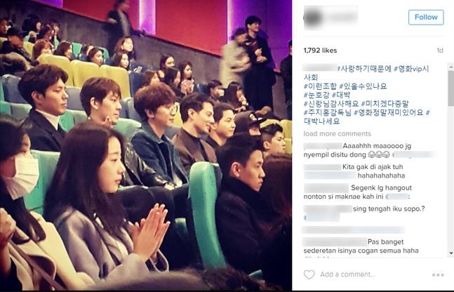 Bức ảnh chất lượng thấp bỗng biến thành khoảnh khắc đắt giá nhờ 5 nam thần xứ Hàn