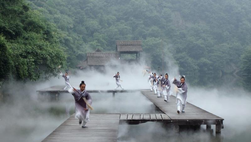 169 tuổi được phong làm Võ Đang chân nhân, Trương Tam Phong rốt cuộc thọ bao nhiêu tuổi? - ảnh 2
