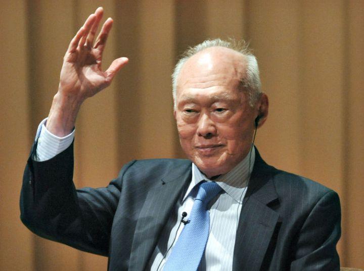 """Cố Thủ tướng Lý Quang Diệu: Gia tộc nhà Kim là những người """"lừa đảo"""""""