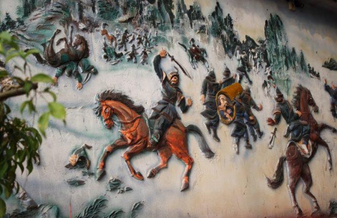 Chinh phạt khắpthế giới, vì sao kỵ binh Mông Cổlại 3 lần thảm bại ở Việt Nam? - H4