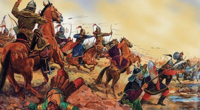 Chinh phạt khắpthế giới, vì sao kỵ binh Mông Cổlại 3 lần thảm bại ở Việt Nam? - H1