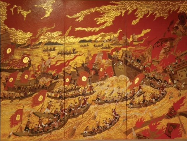 Chinh phạt khắpthế giới, vì sao kỵ binh Mông Cổlại 3 lần thảm bại ở Việt Nam? - H3