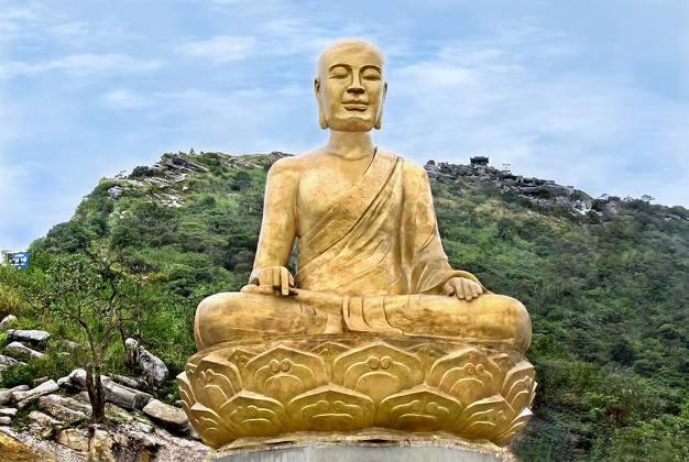 Phật hoàng Trần Nhân Tông: Biết trước giờ viên tịch, xá lợi bay lên sau khi hỏa táng - ảnh 2