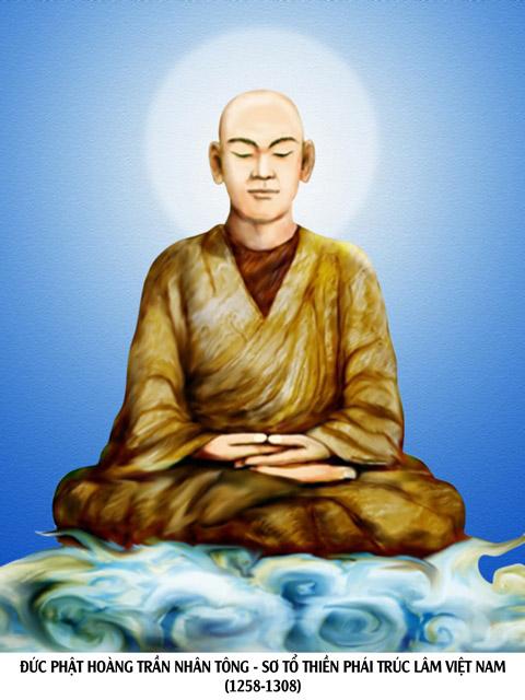 Phật hoàng Trần Nhân Tông: Biết trước giờ viên tịch, xá lợi bay lên sau khi hỏa táng - ảnh 1