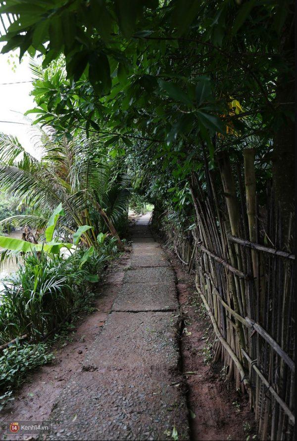 Gia cảnh nhà Tùng Sơn: Ở nhà đất, lợp mái lá, vẫn cố cho con 50 nghìn lên Sài Gòn.3