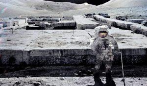 Video của phi hành gia tiết lộ hàng loạt công trình bí ẩn trên Mặt Trăng