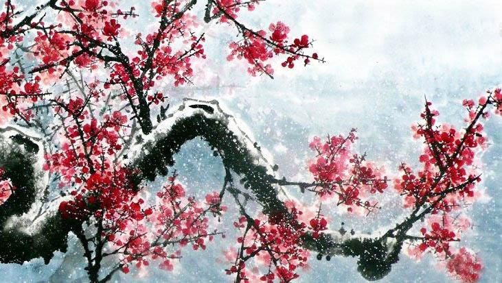 Bậc quân tử như hoa mai trong tuyết lạnh, như tùng bách xanh tốt quanh năm - ảnh 3
