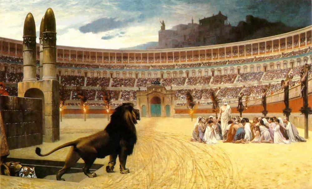 Cái giá cuộc bức hại Cơ Đốc giáo: Một đế chế diệt vong, một dân tộc lưu lạc - ảnh 3