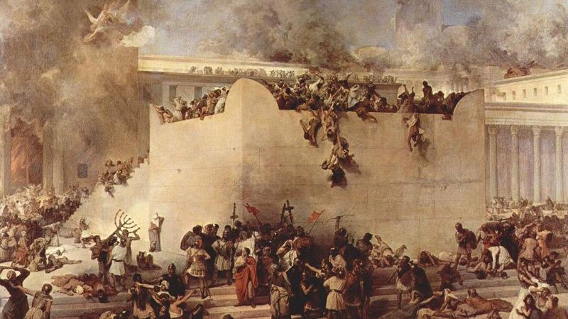 Cái giá cuộc bức hại Cơ Đốc giáo: Một đế chế diệt vong, một dân tộc lưu lạc - ảnh 2