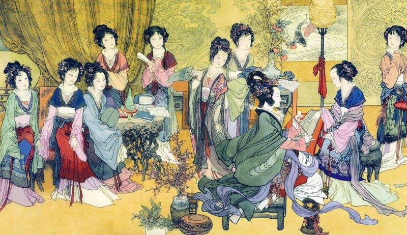Hoàng đế còn có tam cung lục viện, phải chăng nam nhân có 3, 4 vợ cũng là chuyện thường? - ảnh 3