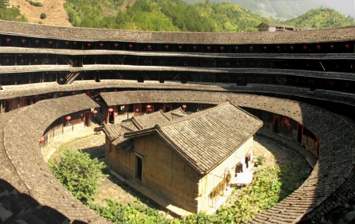 5 kiểu nhà truyền thống của Trung Hoa bạn nên tìm hiểu trước khi chúng biến mất.1