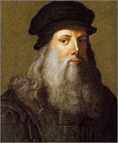 Sức mạnh của sự khác biệt - Điều làm nên những thiên tài trong lịch sử nhân loại - Leonardo da Vinci