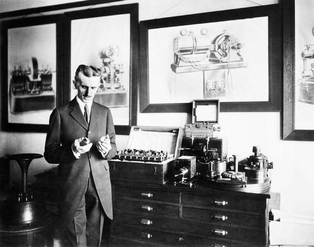 Sức mạnh của sự khác biệt - Điều làm nên những thiên tài trong lịch sử nhân loại - Nikola Tesla