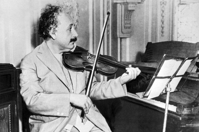 Sức mạnh của sự khác biệt - Điều làm nên những thiên tài trong lịch sử nhân loại - Albert Einstein