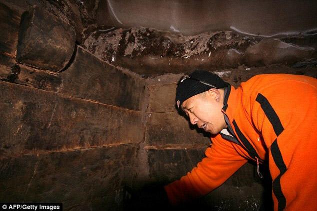 Bí ẩn Đại Hồng Thủy: Video bị che giấu tiết lộ những gì được tìm thấy trong con tàu Noah - ảnh 5