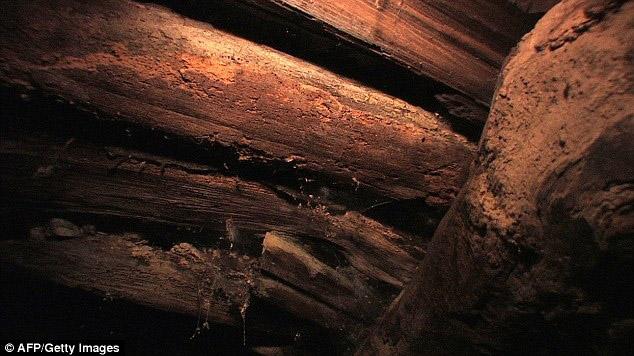 Bí ẩn Đại Hồng Thủy: Video bị che giấu tiết lộ những gì được tìm thấy trong con tàu Noah - ảnh 6