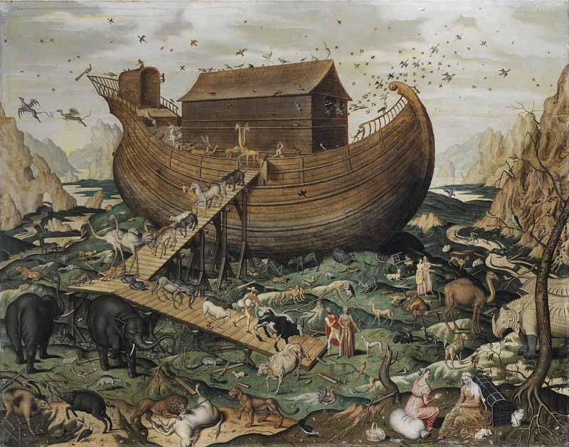 Bí ẩn Đại Hồng Thủy: Video bị che giấu tiết lộ những gì được tìm thấy trong con tàu Noah - ảnh 1