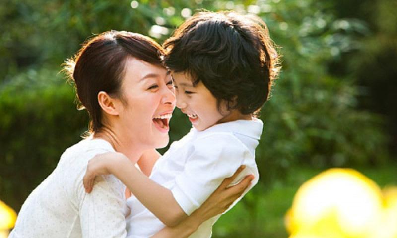 Làm cha mẹ, có thể ở bên con, lẽ nào không hạnh phúc? - ảnh 2