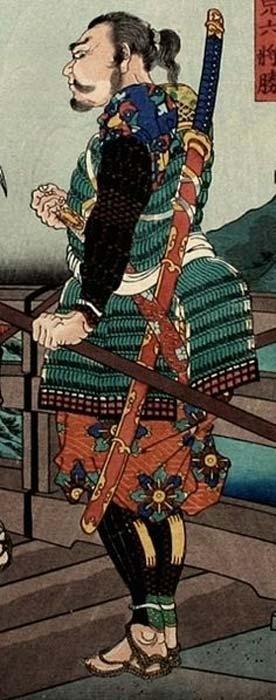 Chủ nhân của thanh kiếm Norimitsu Odachi dài gần 4m ở Nhật là người khổng lồ? - ảnh 4