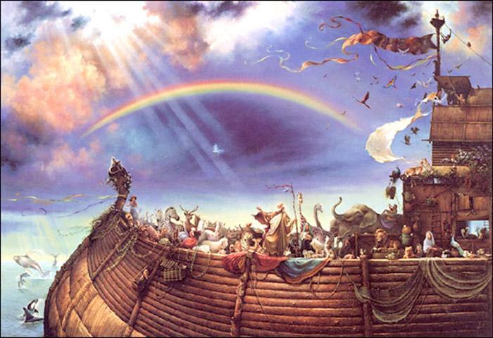 Khi lòng người không còn có đạo, thế gian sẽ phải gánh chịu cơn thịnh nộ của trời - ảnh 2