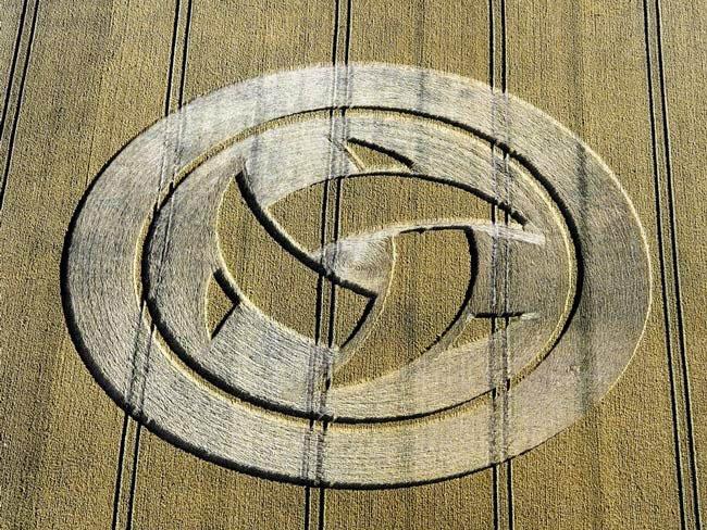 Những vòng tròn bí ẩn trên cánh đồng: Tuyệt tác của người ngoài hành tinh? - ảnh 9