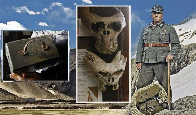 Đức Quốc xã từng liên lạc với người ngoài hành tinh để chế tạo vũ khí tối tân? - ảnh 1