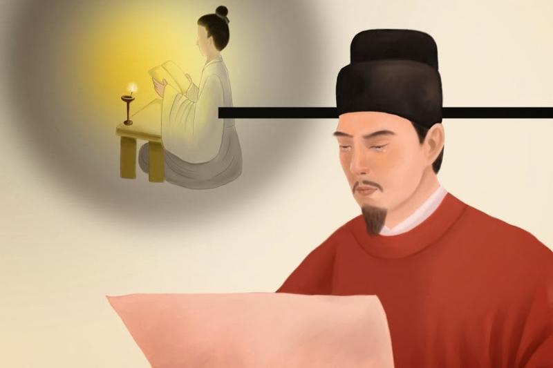 Nhà có người vợ hiền giống như quốc gia có tể tướng tài đức - ảnh 2