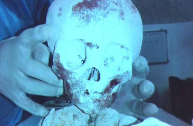 Tìm thấy 5 xác ướp người ngoài hành tinh gần kỳ quan bí ẩn ở Peru - ảnh 3