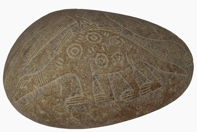 Vì sao máy bay, trực thăng, khủng long lạixuất hiện trong các tác phẩm nghệ thuật cổ đại? - ảnh 3