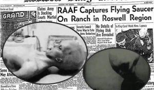Roswell: Video rò rỉ tiết lộ quân nhân dichuyển người ngoài hành tinh