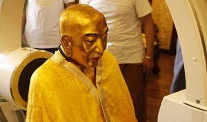 Xác ướp vàng của đại sư Phật giáo vẫn nguyên vẹn sau 1.000 năm