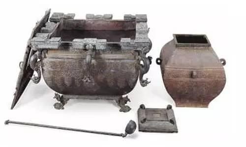 Băng giám - Tủ lạnh gần 2.500 năm tuổi kỹ thuật hiện đại cũng không phục chế được - ảnh 3