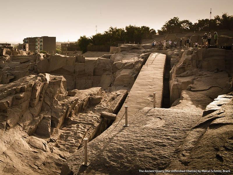 Những vết khoan cắt tinh xảo trên đá - Chứng tích của nền công nghệ tiên tiến thời cổ đại - ảnh 3