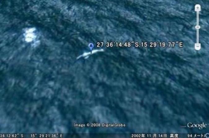 Bí ẩn chưa có lời giải về quái vật biển khổng lồ hình người ở Nam Cực - ảnh 4