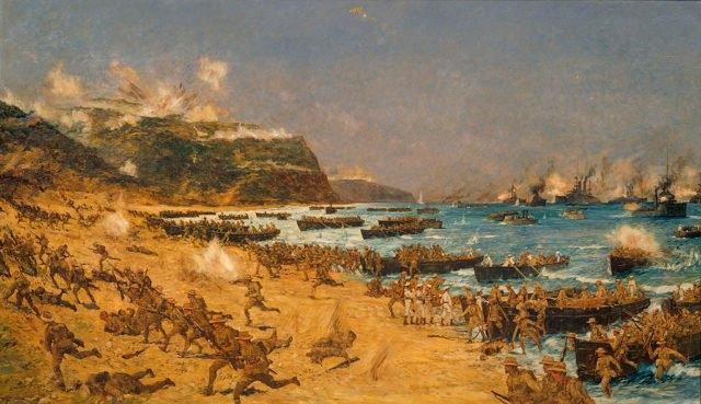 Sự biến mất kỳ lạ không một dấu vết của 800 lính Anh trong Thế chiến I - 2