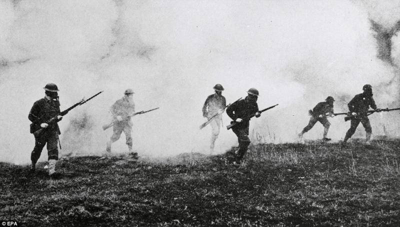 Sự biến mất kỳ lạ không một dấu vết của 800 lính Anh trong Thế chiến I