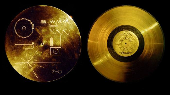 Tấm bản đồ vàng của NASA có thể chỉ đường cho người ngoài hành tinh xâm lược Trái đất