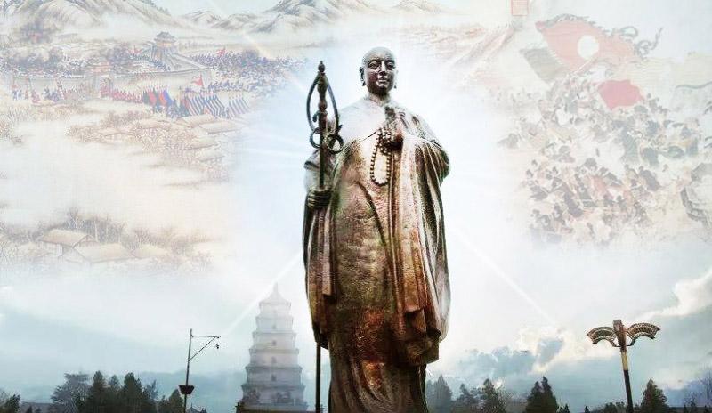 Trận chiến kinh điển lịch sử: Xuất 10 vạn quân chỉ để đoạt một hòa thượng - ảnh 1
