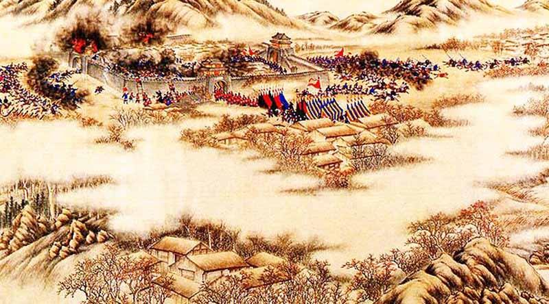 Trận chiến kinh điển lịch sử: Xuất 10 vạn quân chỉ để đoạt một hòa thượng - ảnh 2