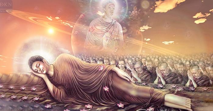 Trước khi niết bàn, Phật Thích Ca đã thừa nhận khó nạn của việc độ nhân