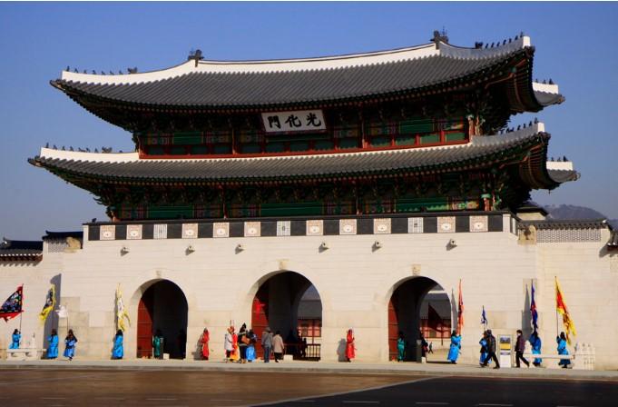 Những điểm đến lý tưởngtrong Thế vận hội mùa đông 2018 tại Hàn Quốc.1