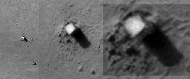 Bí ẩn về những nền văn minhbị che giấu trên sao Hỏa - ảnh 2