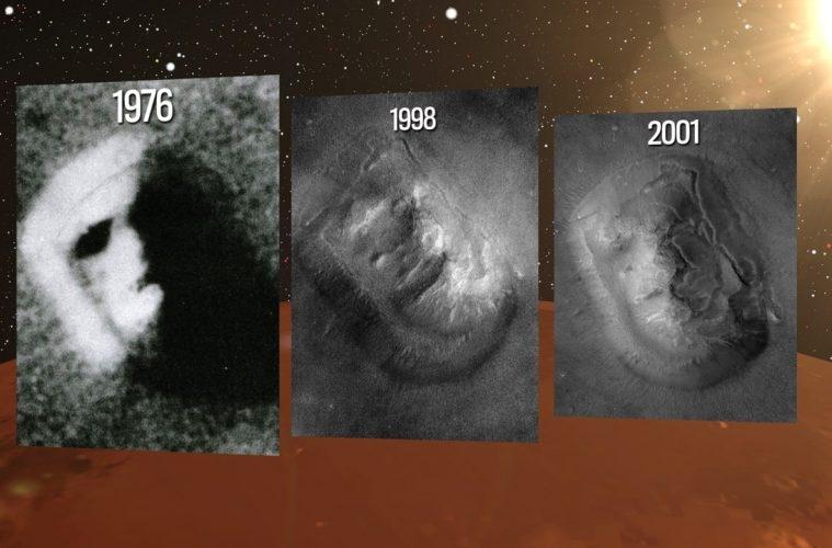 Người Cydonia, khuôn mặt và kim tự tháp trên sao Hỏa là có thật? - ảnh 1