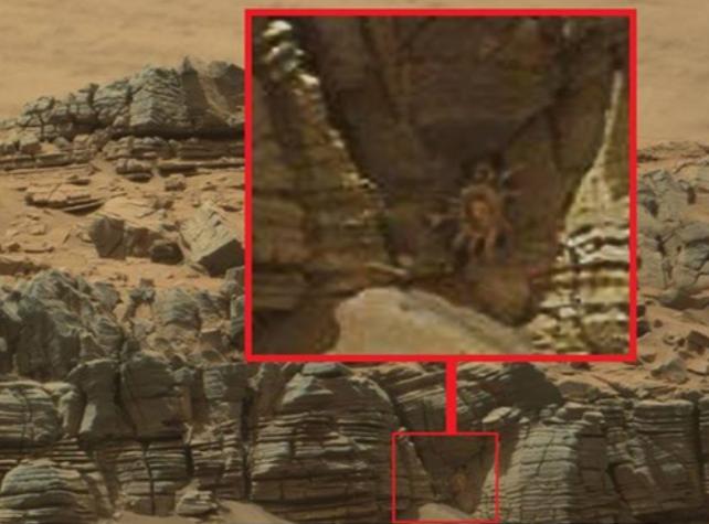 Bí ẩn về những nền văn minhbị che giấu trên sao Hỏa - ảnh 5